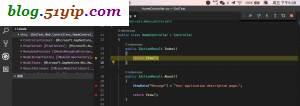 vscode debug .net
