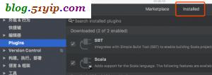 idea安装scala