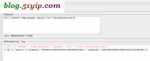 websocket client 测试