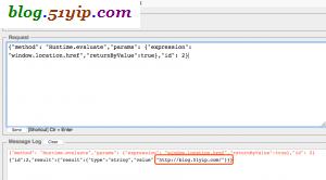 websocket runtime 执行js